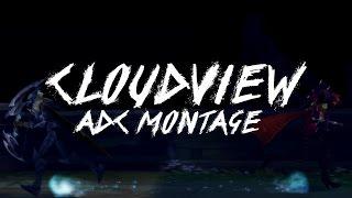 NonStop - ADC Montage (Ashe/Vayne - Cloudview) League Edit