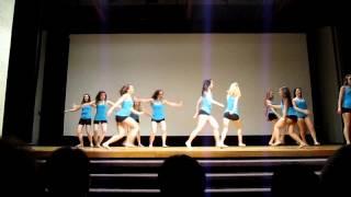 UBC Thunderbird Dance Team - Toxic (Glee Version) 2011