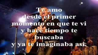 "FRANCO DE VITA ""Te Amo"" (CON LETRA)"