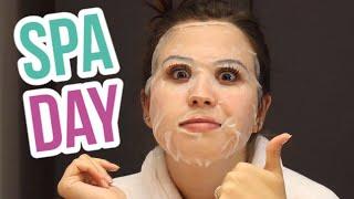 Spa Day em Casa - Fabi Santina