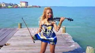 MAPY VIOLINIST - Run Up by Major Lazer ft. PartyNextDoor & Nicki Minaj (VIOLIN COVER)