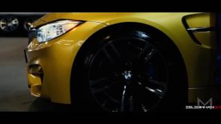 BMW M4 Edit //  Night Lovell - Trees Of The Valley