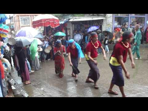 Ropaijatra Festival in Tansen Nepal – part 3