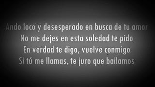 Enrique Iglesias - Subeme La Radio Lyrics Video