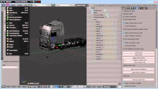 [ETS2] Tutorial Menceperkan Kendaraan via Blender