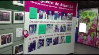 Samba é Paixão Visita: Centro de Memória Verde e Rosa Tour Virtual