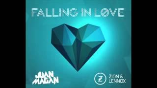 Juan Magan Feat. (Zion & Lennox) - Falling In Love