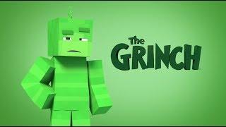Minecraft Parody - THE GRINCH! - (Minecraft Animation)