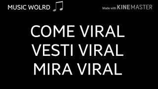 Viral- revolucion digital (letra)