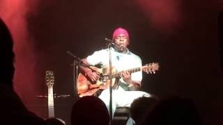 Seu Jorge sings David Bowie - Union Transfer - Philadelphia November 7th 2016