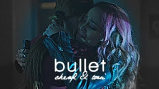 cheryl & toni | bullet