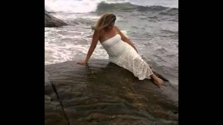 Banho De Mar vídeo engraçado