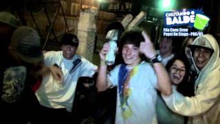 CHUTANDO O BALDE - Fila Cone Crew