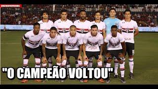 ENQUETE: Em 2005 SPFC Pega Mexicano No Morumbi Na Libertadores e Ganha de 4 X 0