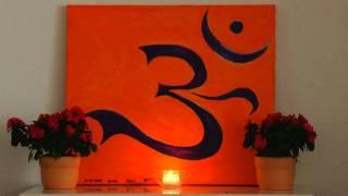 Om Mantra Rezitation mittelschnelles Mantra Japa