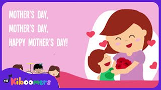 Happy Mother's Day | Kids Song | Song Lyrics Video | The Kiboomers