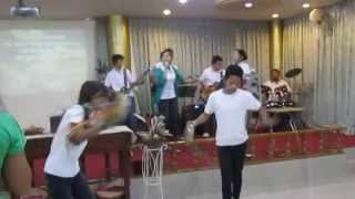 This is how we overcome-bcfi youth ministry featuring Jescarl and friends