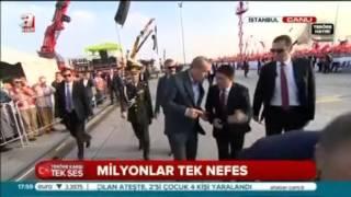 Cumhurbaşkanı Recep Tayyip Erdoğan - Esat Kabaklı - Bil Oğlum