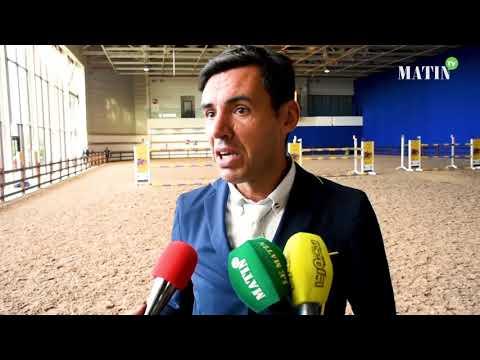 Video : L'Italien Roberto Torchito s'adjuge le Grand Prix S.M. le Roi Mohammed VI