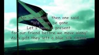 The drunk Scotsman (lyrics)