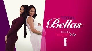 Promo de la nueva temporada de Total Bellas