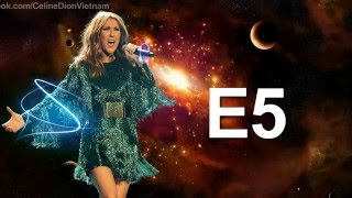 Céline Dion - It's All Coming Back To Me Now (High Note G5 Rare)