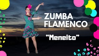 """""""Meneito"""" Rosario - Zumba ® Flamenco by Rocío Illanes"""