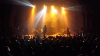 ENTOMBED A.D.- Live Part I-at San Antonio, TX.,USA, 4-13-2016
