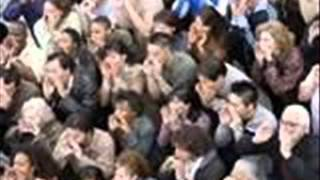 terrified crowd - sound effect