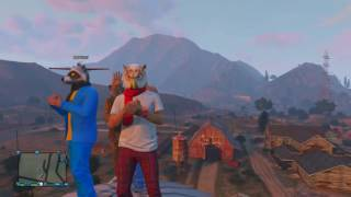 """VanossGaming - GTA 5 """"I Am Wildcat - F*ck her right in the p*ssy"""