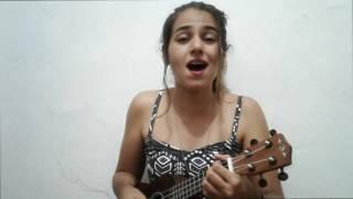 Rafaella Lima - Shiver Down My Spine (Cover Claudia Leitte)