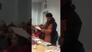 'म र मेरो आँखा', हराएरै मार्ने शिवहरि पौडेलको एक कविता
