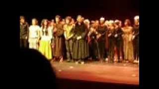 """Agradecimentos Musical """"O Peregrino"""" Parte I"""