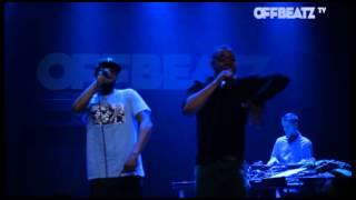 Kosmo e Malabá - Parece que ela quer um rapper | Club Offbeatz #74 | Lisboa