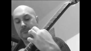 Max Richter - Tartu - guitar cover