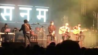 Likhe Jo Khat Tujhe   SANAM live in Holland 2k17
