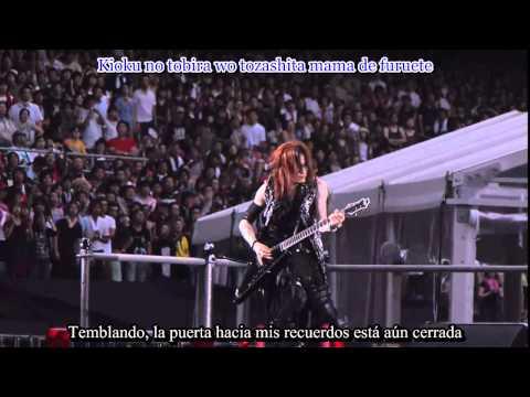 Rusty Nail En Espanol de X Japan Letra y Video
