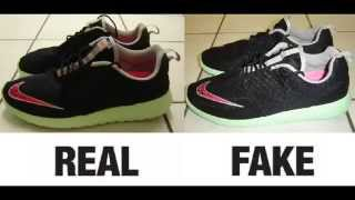 reputable site 3283b ddd48 ... Galery of Nike Air Huarache Fake Vs Real ...