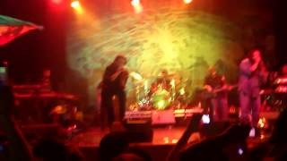 Traffic Jam - Damian Marley and Stephen Marley (Part 1) live at Indig02