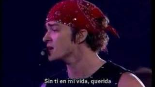 This I Promise You- Nsync (live) subtitule width=