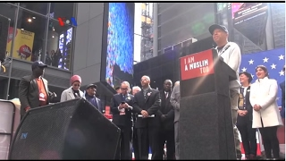 "Aksi ""I am A Muslim Too"" di New York - Liputan Berita VOA"