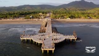 Muelle San Blas Matachen Aeropro Helivant