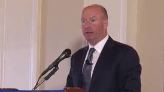 Alain Bellemare discusses the outlook for the CSeries - The May 2016 Luncheon @ Wings Club