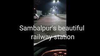 Sambalpur railway station beauty width=
