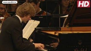 Mozart Piano Concerto No. 20 - Jan Lisiecki - Verbier Festival 2013