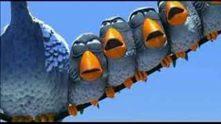 Pixar Vgel