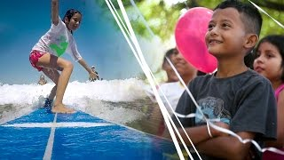 Olas de Esperanza -social impact through surfing-