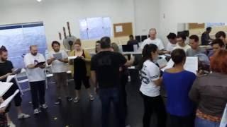 Preparação com Saulo Vasconcelos