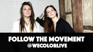WE COLOR LIVE: A MUSIC + HAIR MOVEMENT '17