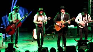 """The Dead South - One Armed Man - Live at """"Knust"""", Hamburg"""